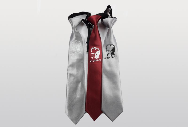 Lastikli Çocuk Kravatı